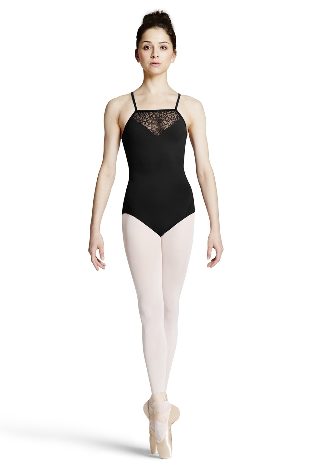 Bow Back Camisole Leotard Women's Dance Leotards