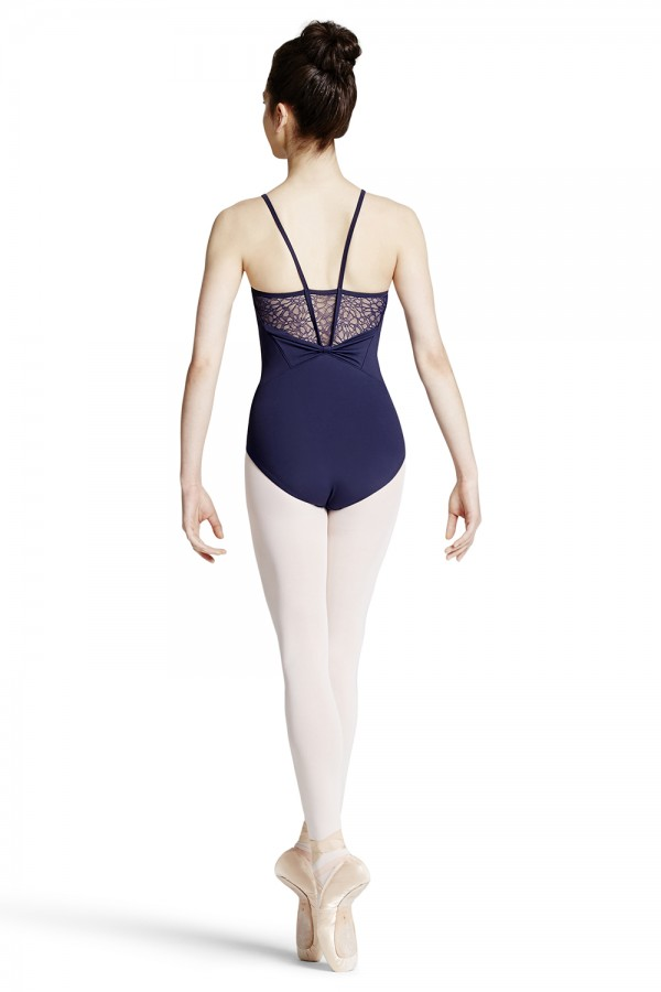 image - Bow Back Camisole Leotard Women's Dance Leotards