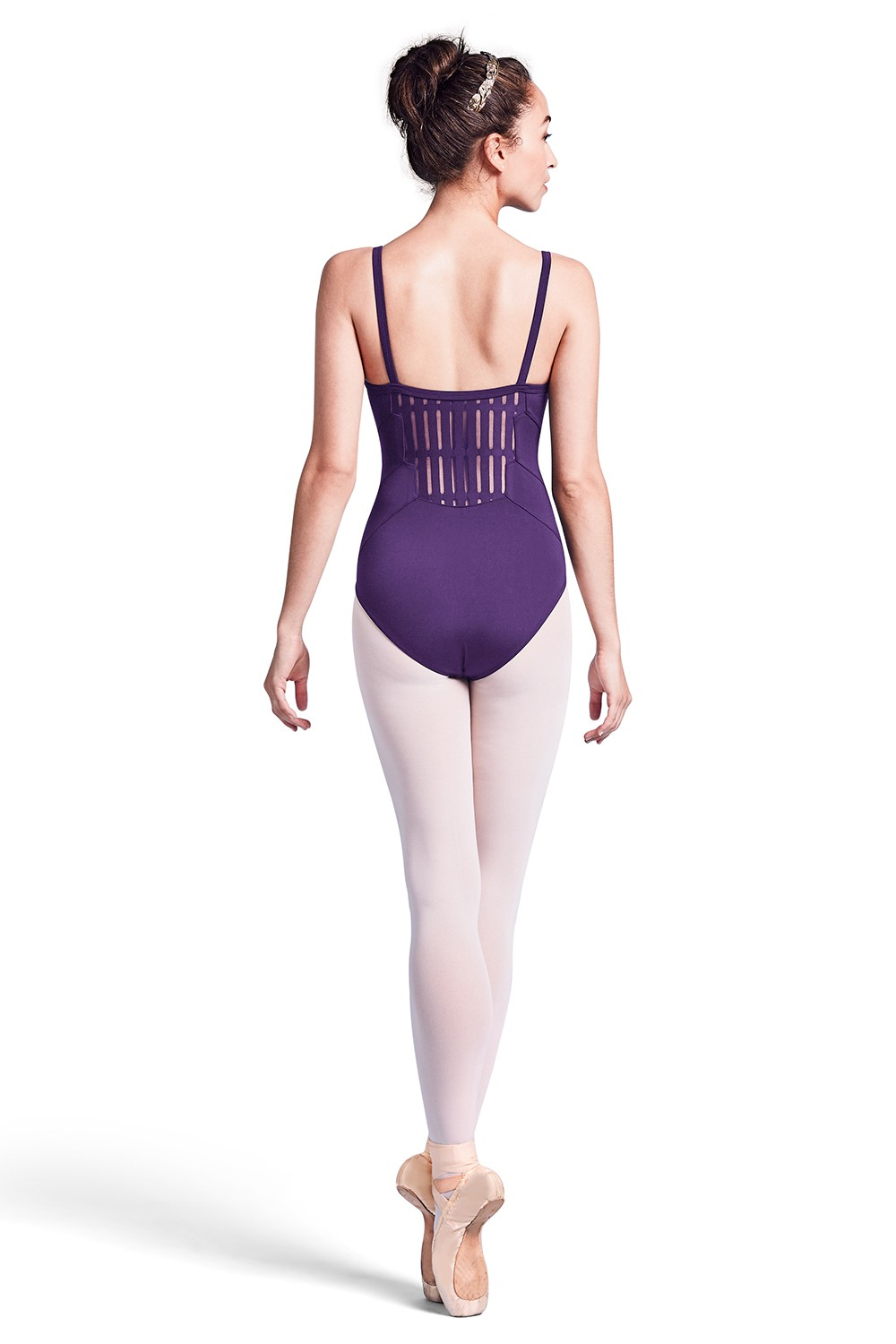 Justaucorps Bretelles Larges Womens Camisole Leotards