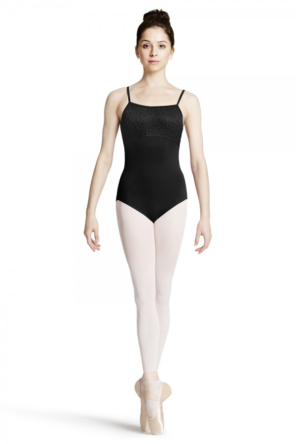 image - X-Back Camisole Leotard Women's Dance Leotards