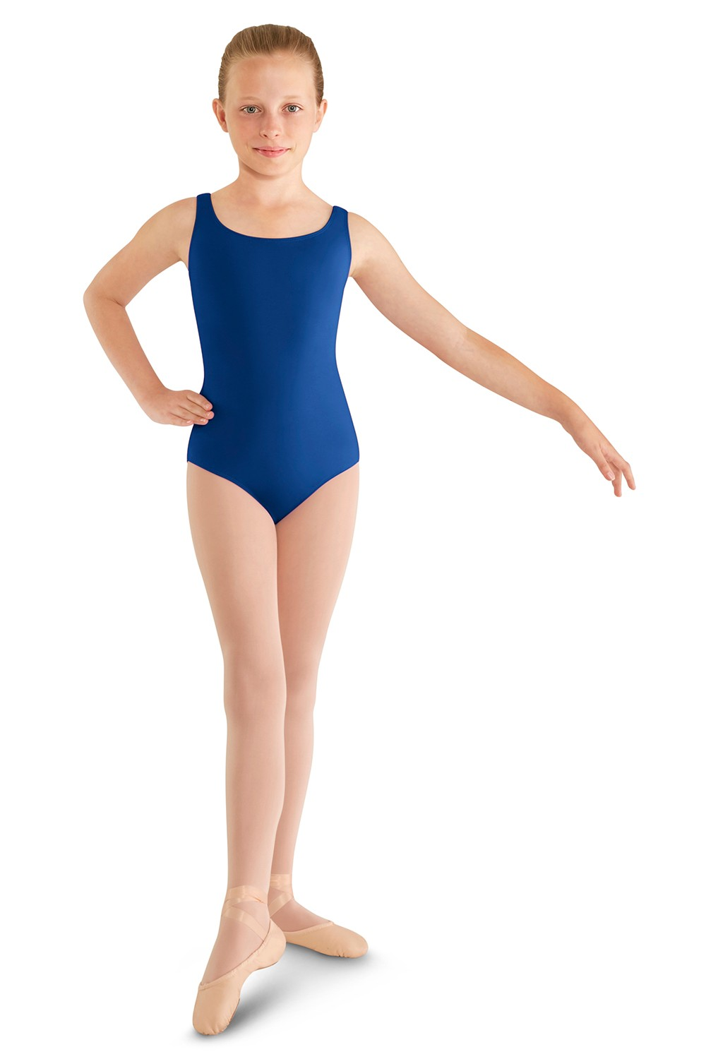 Body De Alças Grossas Children's Dance Leotards