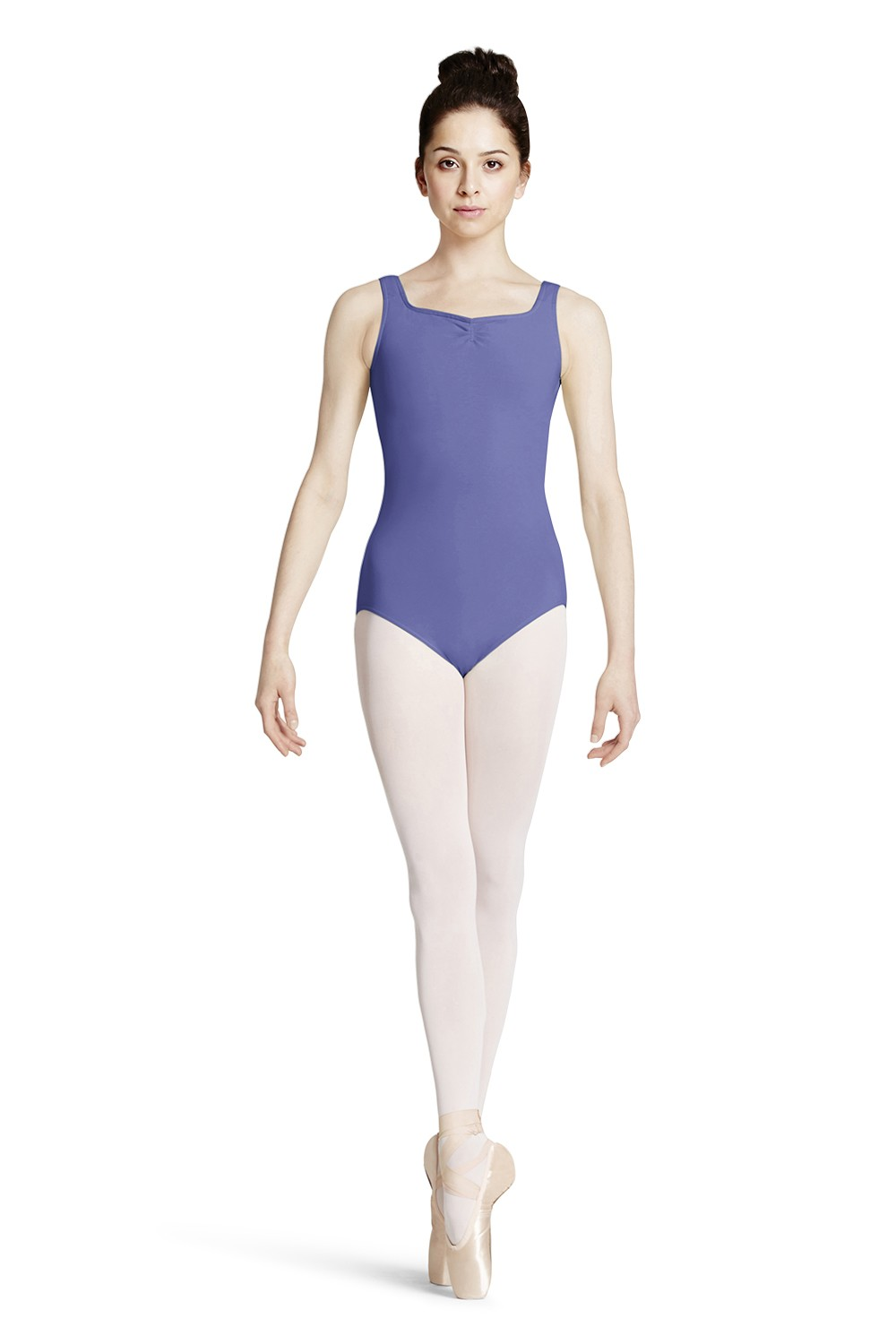 Tank Leotard W/ Inner Support Cups Women's Dance Leotards