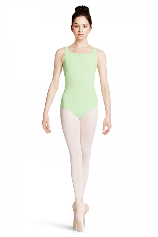 image - Tank Leotard W/ Inner Support Cups Womens Tank Leotards