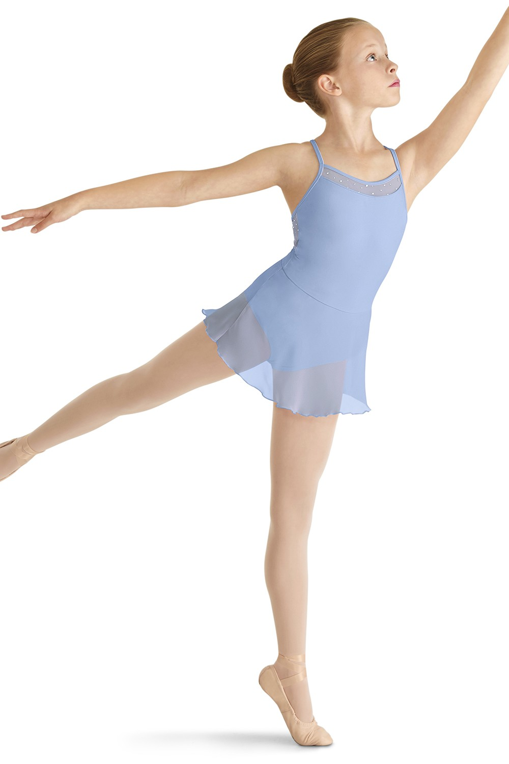 Mirella Skirted Leo Children's Dance Leotards