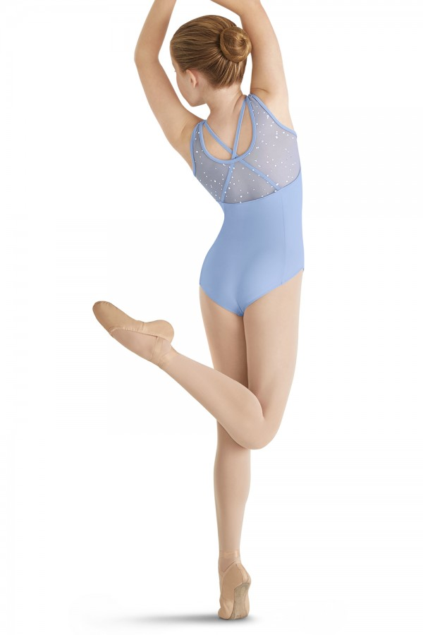image - Twin Layer Tank Leotard Children's Dance Leotards