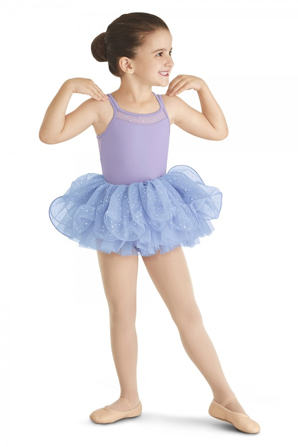 image - Wire Hem Tutu Skirt Children's Dance Skirts