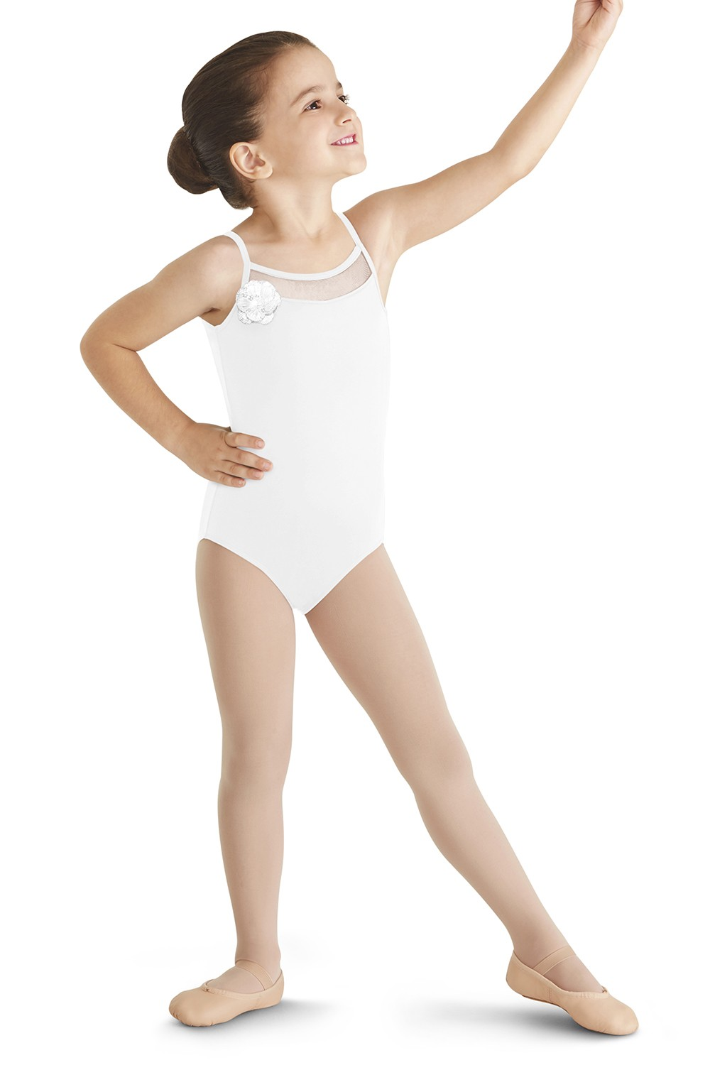 Keyhole Back Camisole Children's Dance Leotards