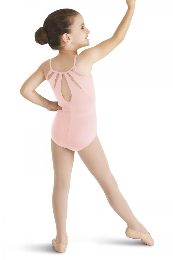 image - Keyhole Back Camisole Children's Dance Leotards