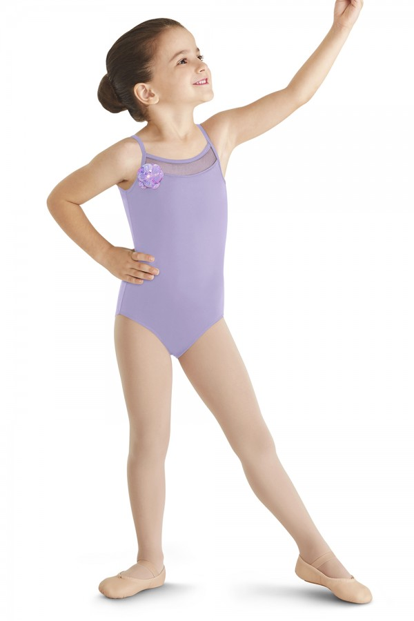 image -   MIRELLA CAMI LEOTARD Children's Dance Leotards