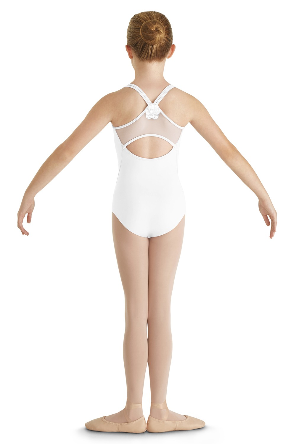 Twin Strap Camisole Leotard Children's Dance Leotards