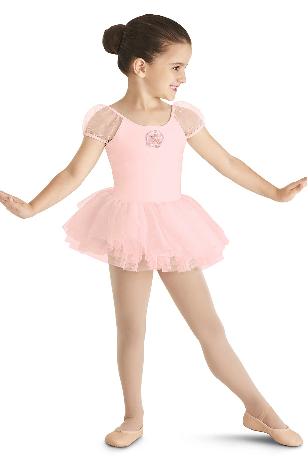 Justaucorps Tutu Children's Dance Leotards