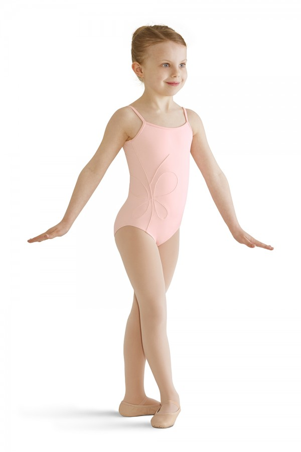 image - Butterfly Camisole Leotard Children's Dance Leotards