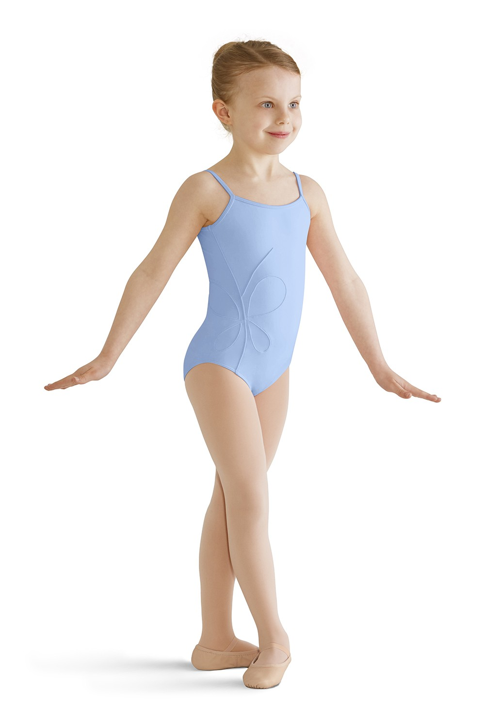 Butterfly Cami Leo Children's Dance Leotards