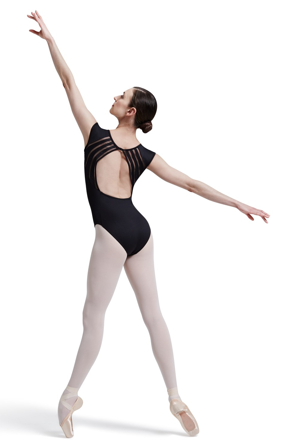 Mirella Cap Sleeve Leotard Women's Dance Leotards