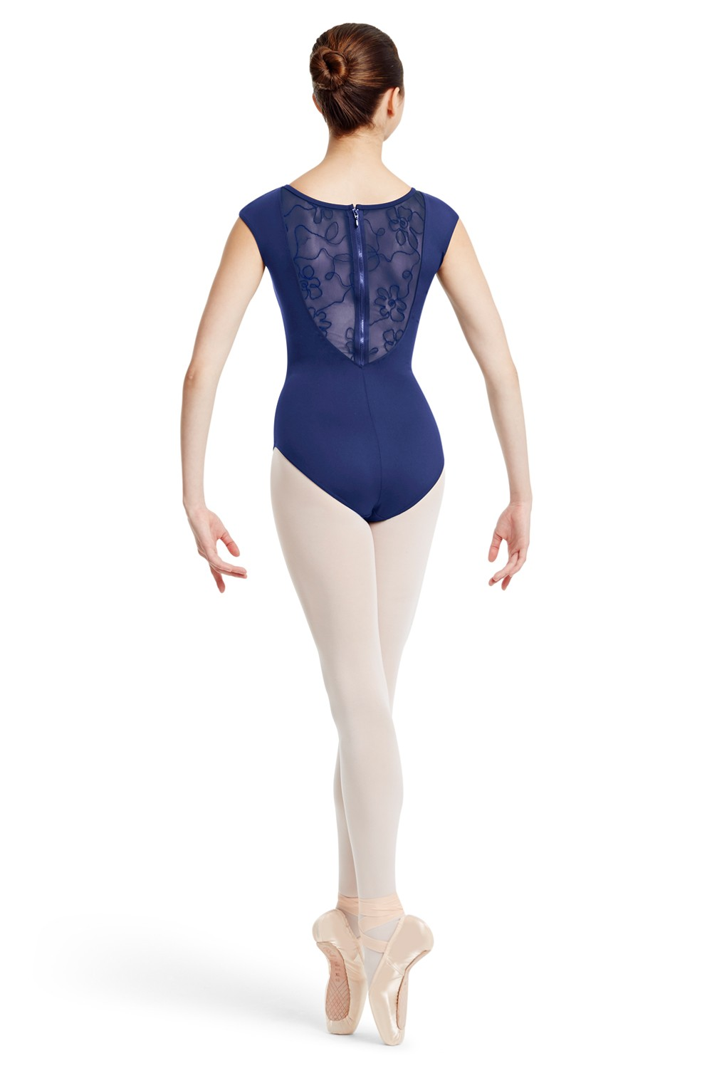 Cord Cap Sleeve Leo Tween Dance Leotards