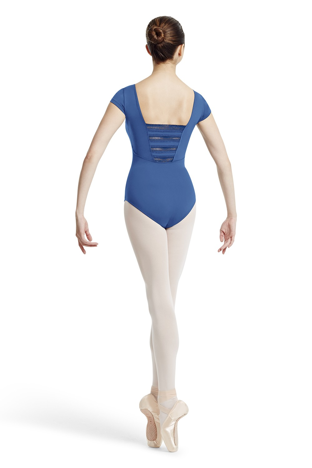 Stretch Cap Sleeve Leo Children's Dance Leotards