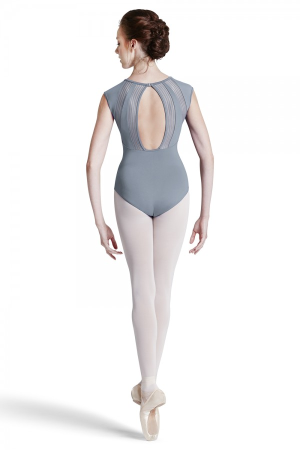 image - Keyhole Back Capslive Women's Dance Leotards