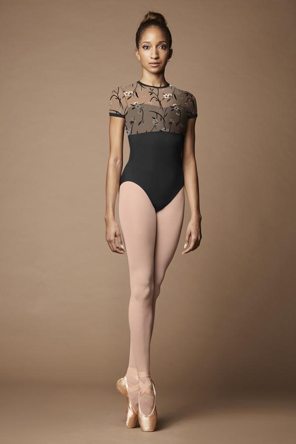 9637bf01a Mirella M5064LM Womens Short Sleeve Leotards - BLOCH® US Store