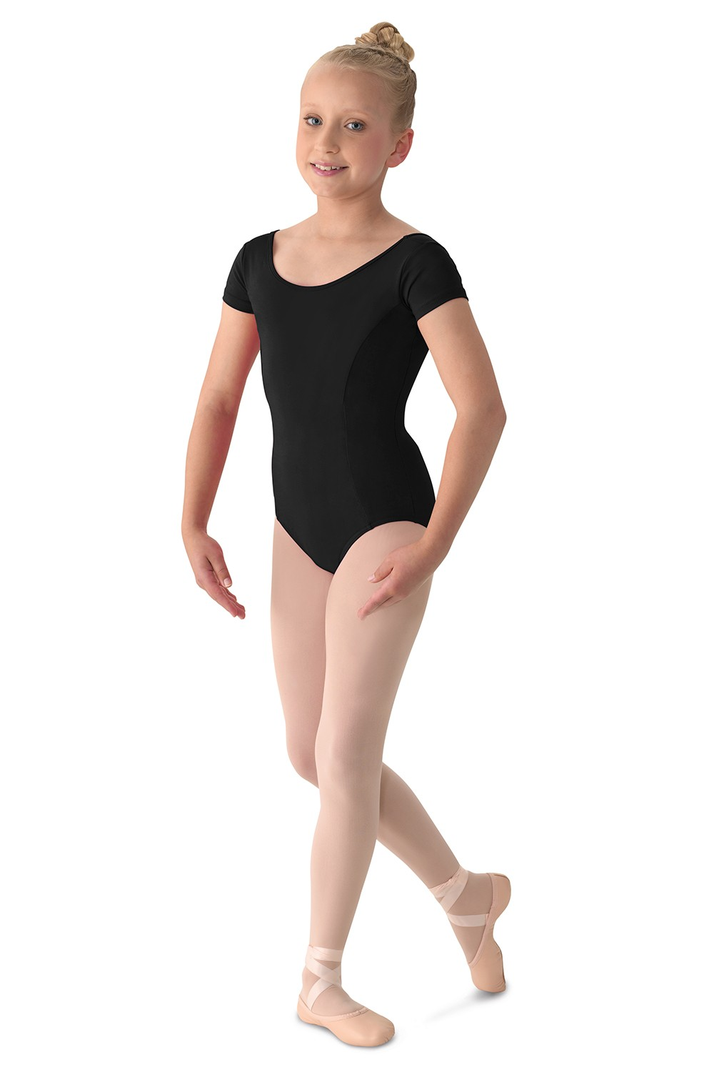 Justaucorps À Mancherons Children's Dance Leotards