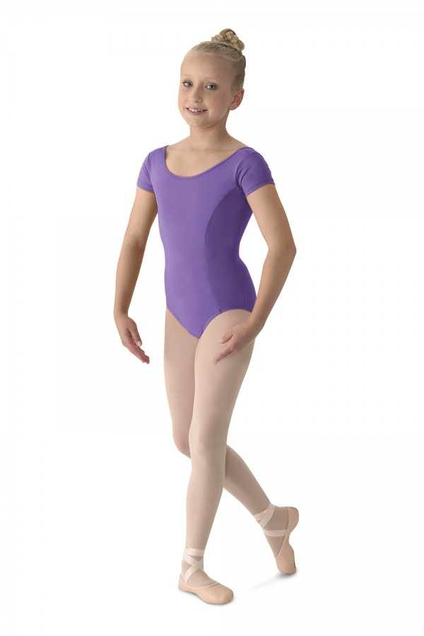 image - Cap Sleeve Leotard Children's Dance Leotards
