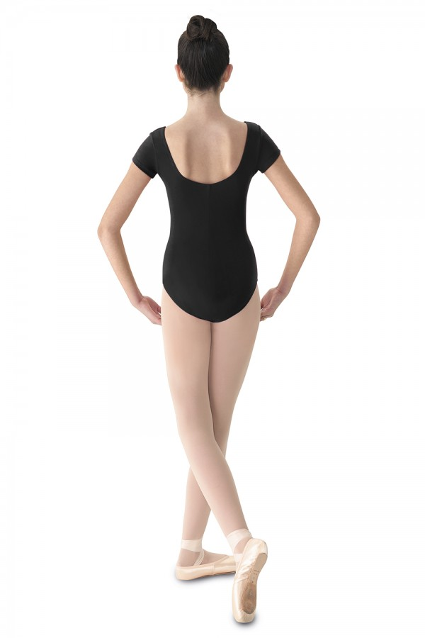 image - Cap Sleeve Leotard Women's Dance Leotards