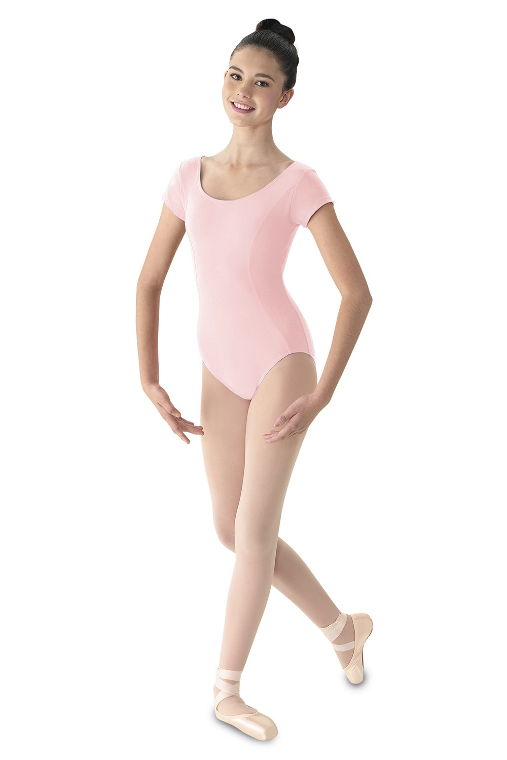 Cap Sleeve Leotard Women's Dance Leotards