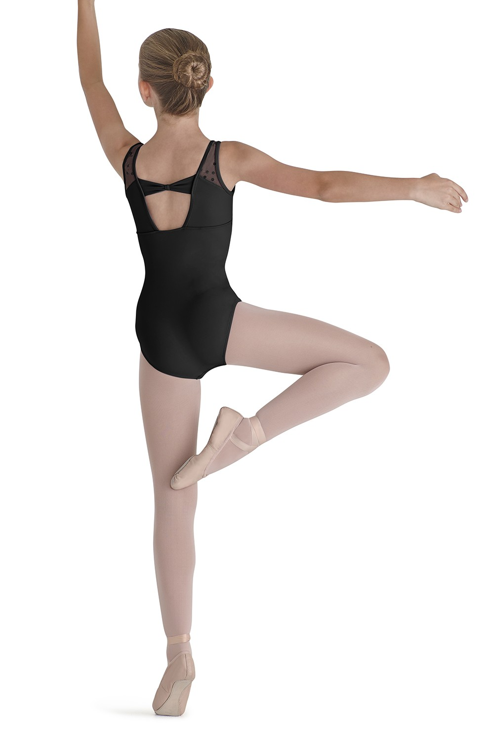 Bow Back Tank Leo Children's Dance Leotards