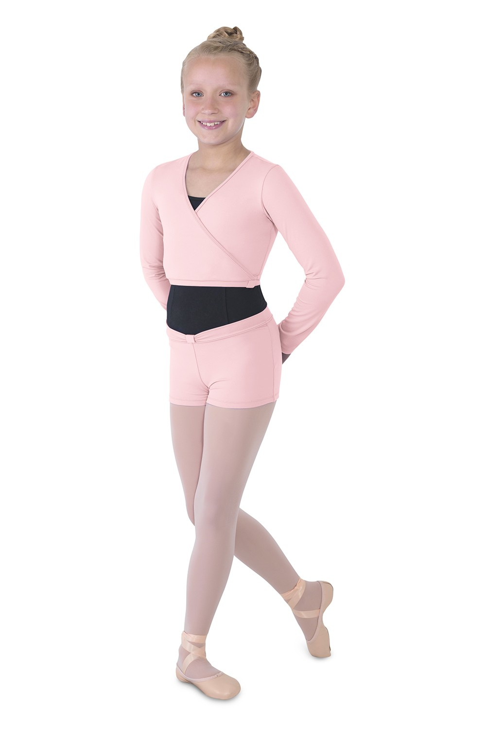 Short W/frt Loop Children's Dance Shorts