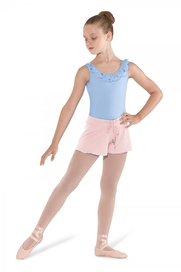 image - Drawcord Short Children's Dance Pants
