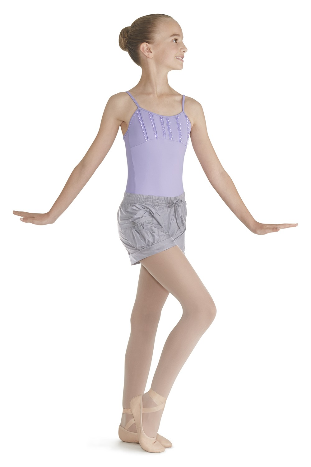 Ripstop Short Children's Dance Shorts