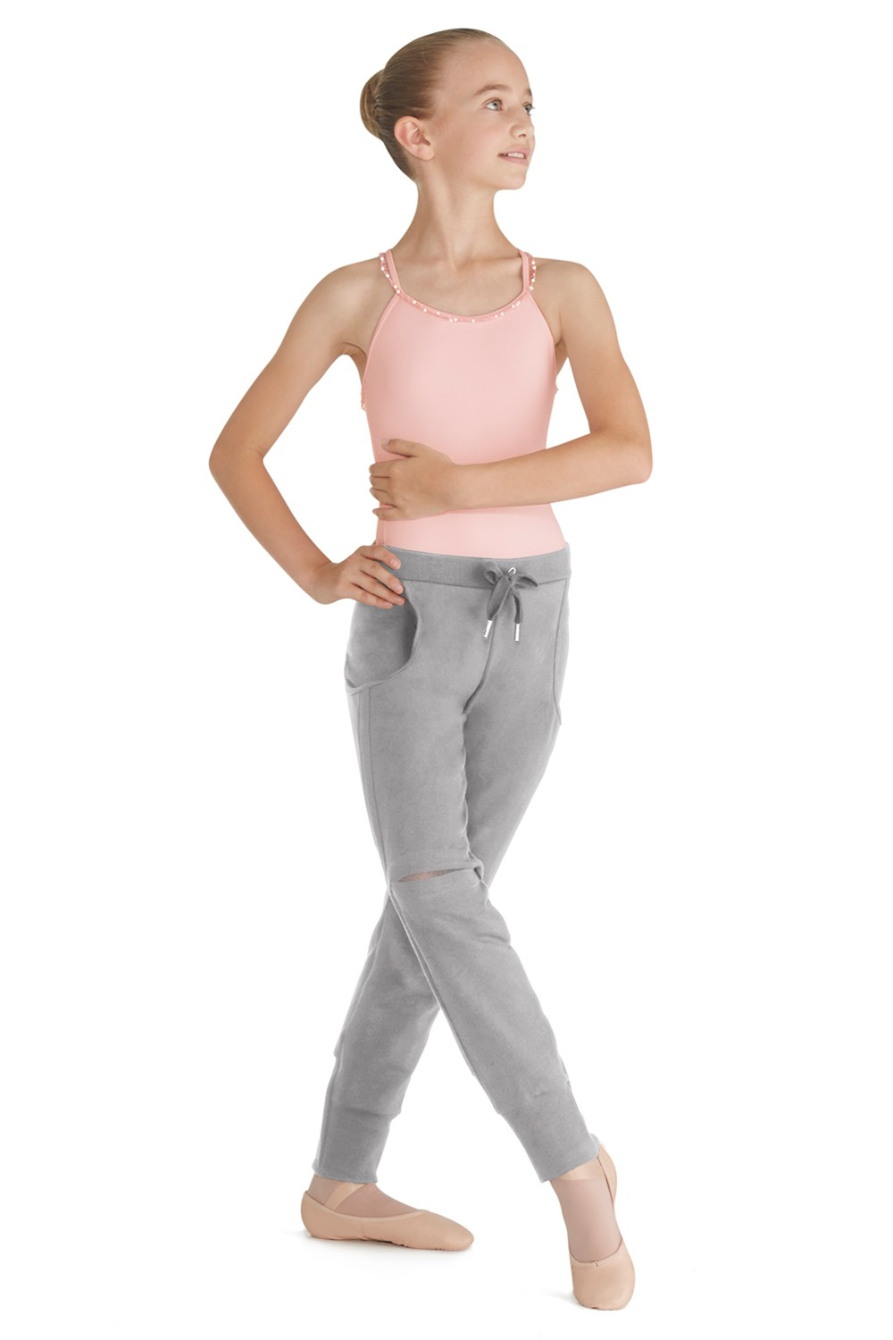 Drawstring Dance Pants Children's Dance Warmups