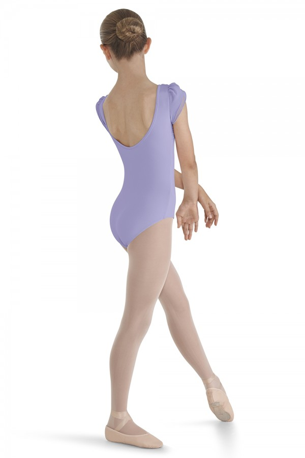 image - Petal Sleeve Leotard Children's Dance Leotards