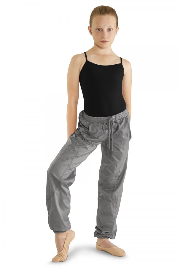image - Ripstop Panelled Pants Children's Dance Warmups