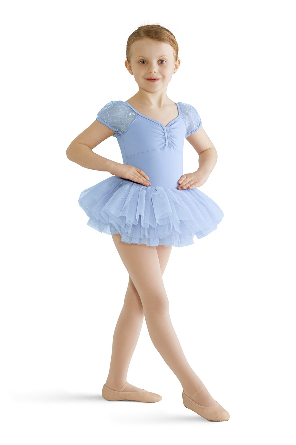 Butterfly Tutu Leo Children's Dance Skirts