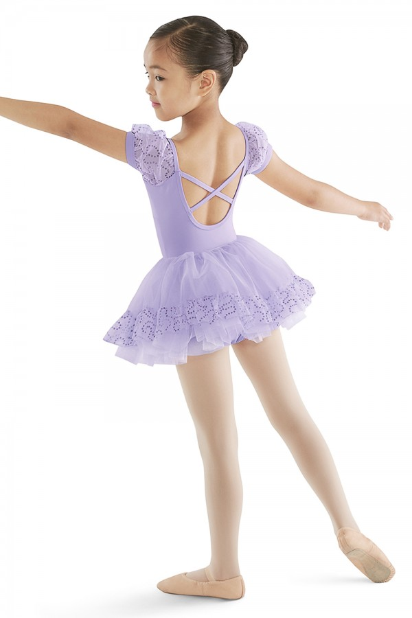 b65a5e020 Mirella M668C Girls Short Sleeve Leotards - BLOCH® US Store