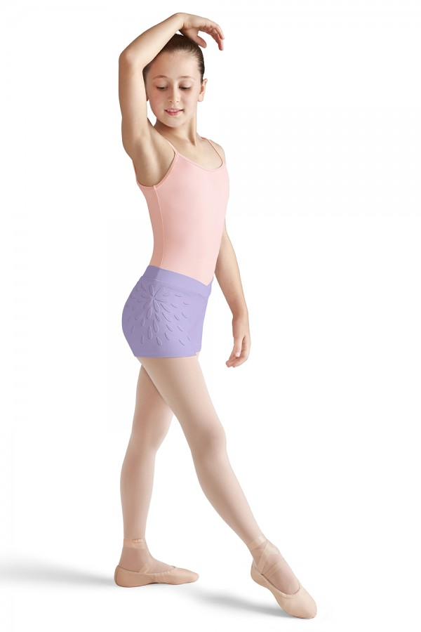 image - V Waist Short Children's Dance Pants