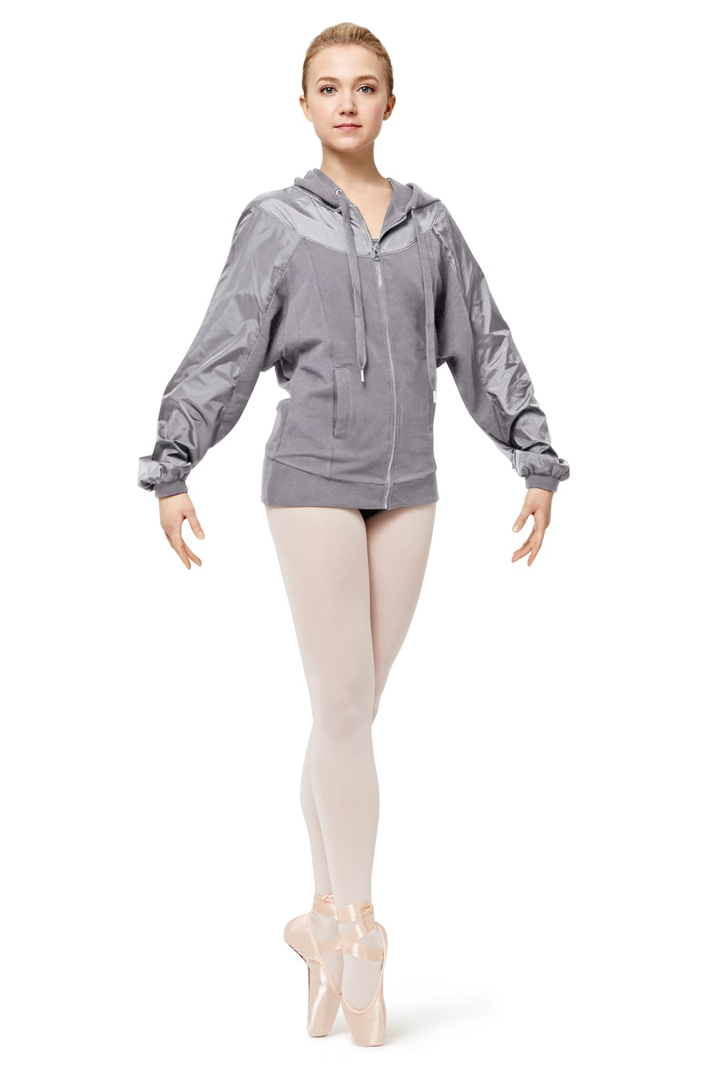 Zip Front Jacket Women's Dance Warmups