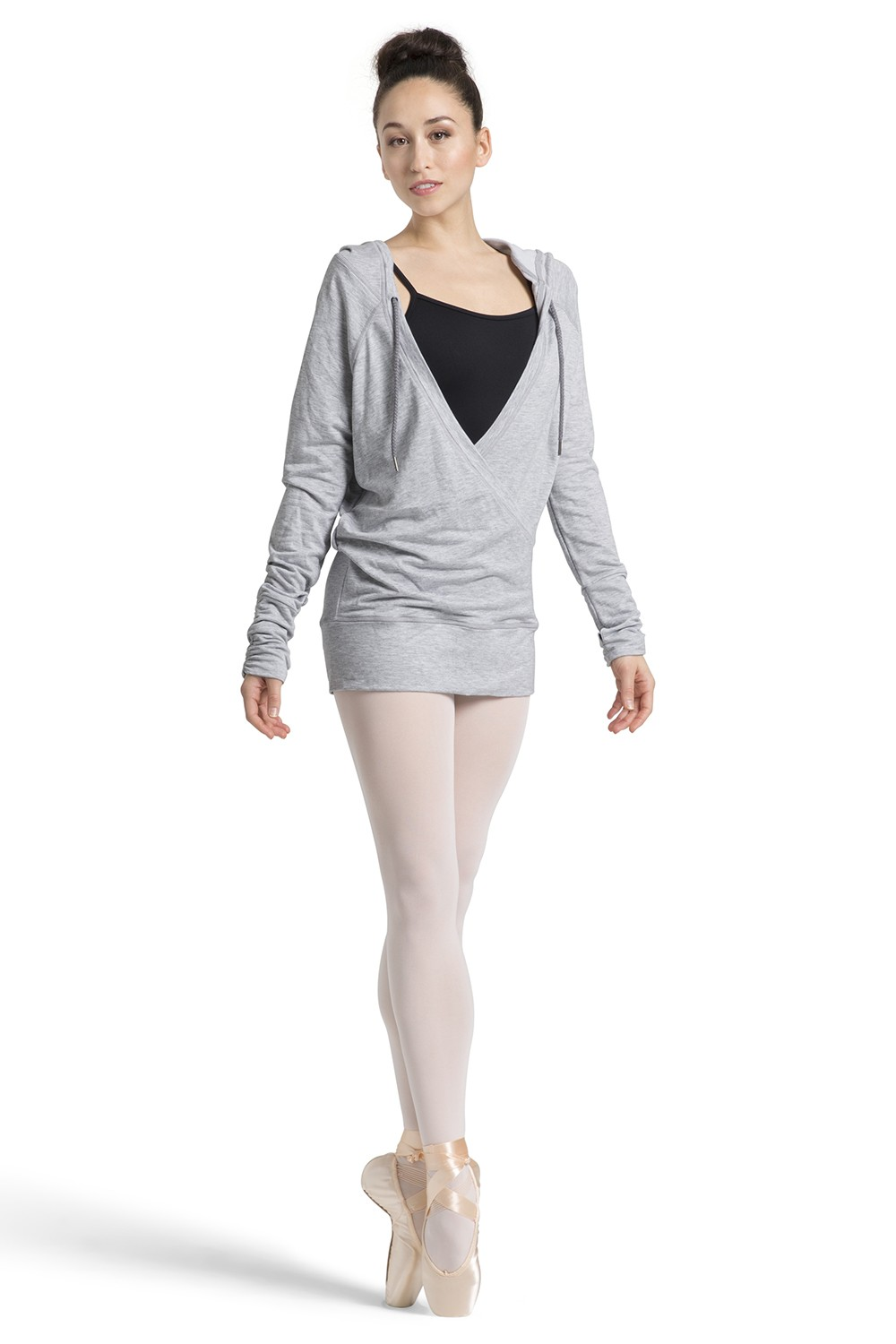 Hooded Sweater Women's Dance Warmups