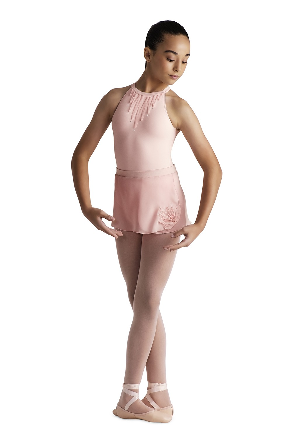 Open Back Leotard Children's Dance Leotards