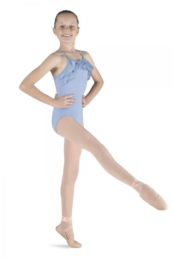 image - Frill Front Leotard Children's Dance Leotards