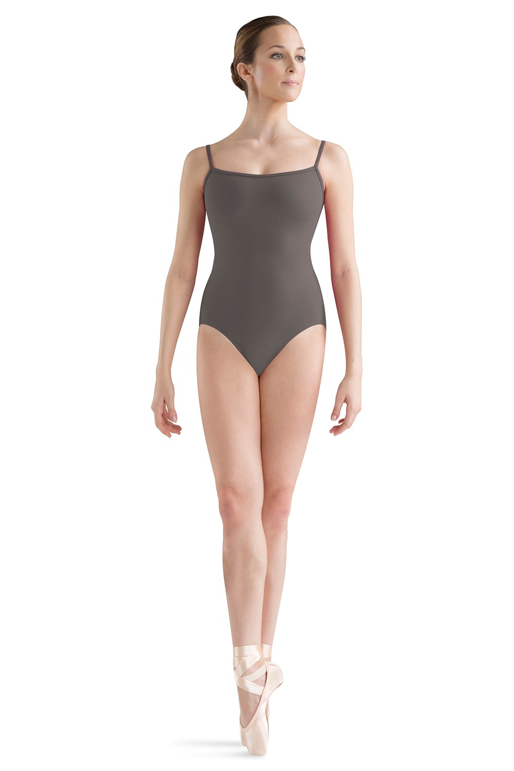 Cami Leo Knot Detail On  Back Women's Dance Leotards