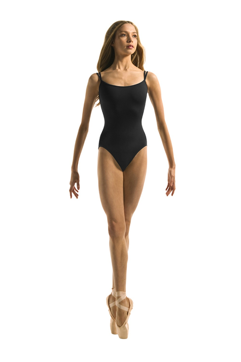 Double Strap Camisole Leotard Women's Dance Leotards