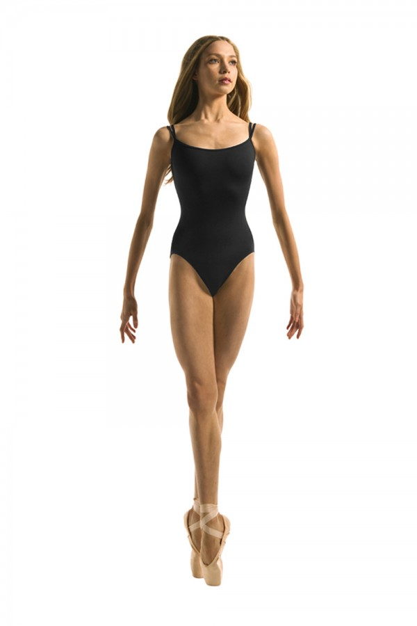 image - Double Strap Camisole Leotard Women's Dance Leotards