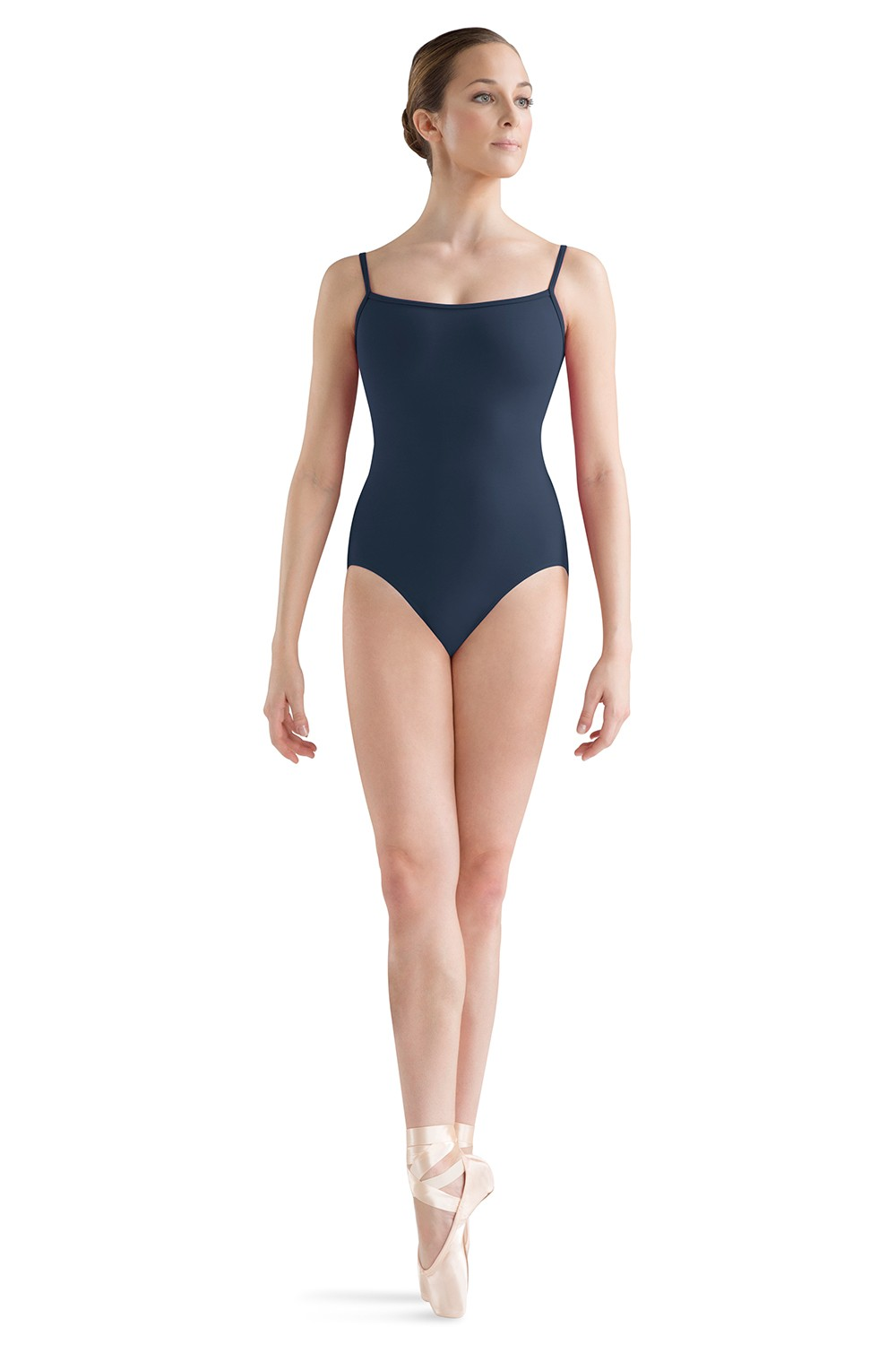 Wave Band Back Cami Women's Dance Leotards