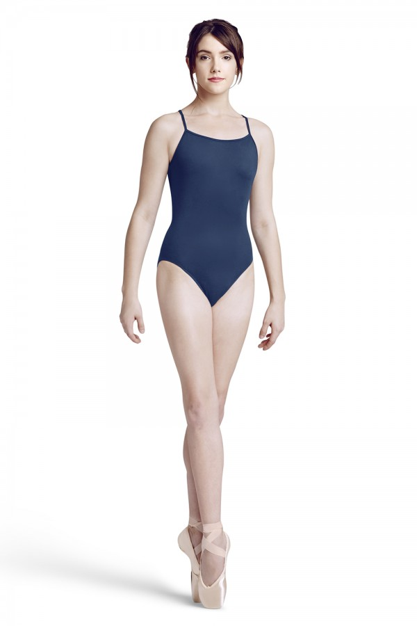 image - Yoke back camisole leotard Women's Dance Leotards