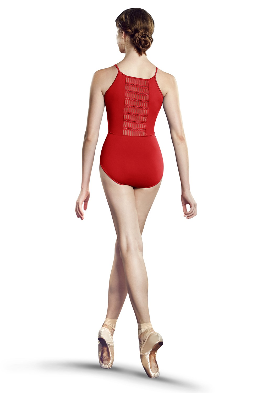 Mesh High Bk Camileo Women's Dance Leotards