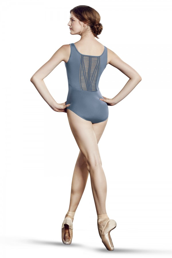 image - Z Elastic Tank Leotard Women's Dance Leotards