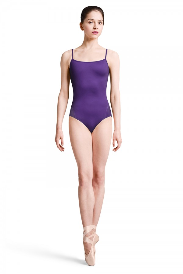 image - Weave Back Camisole Women's Dance Leotards