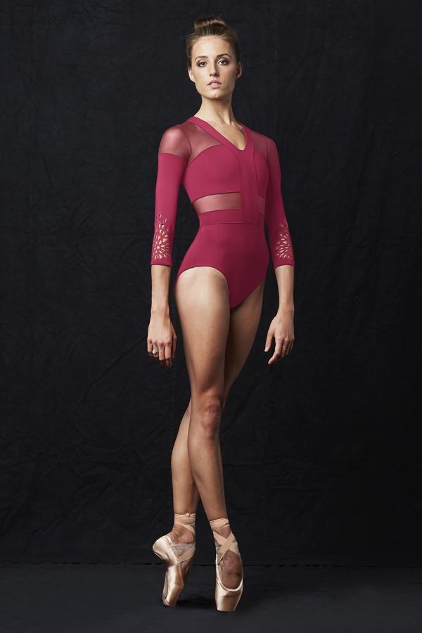 e0ff97213 Jozette for Mirella MJ7216 Womens Long Sleeve Leotards - BLOCH® US Store