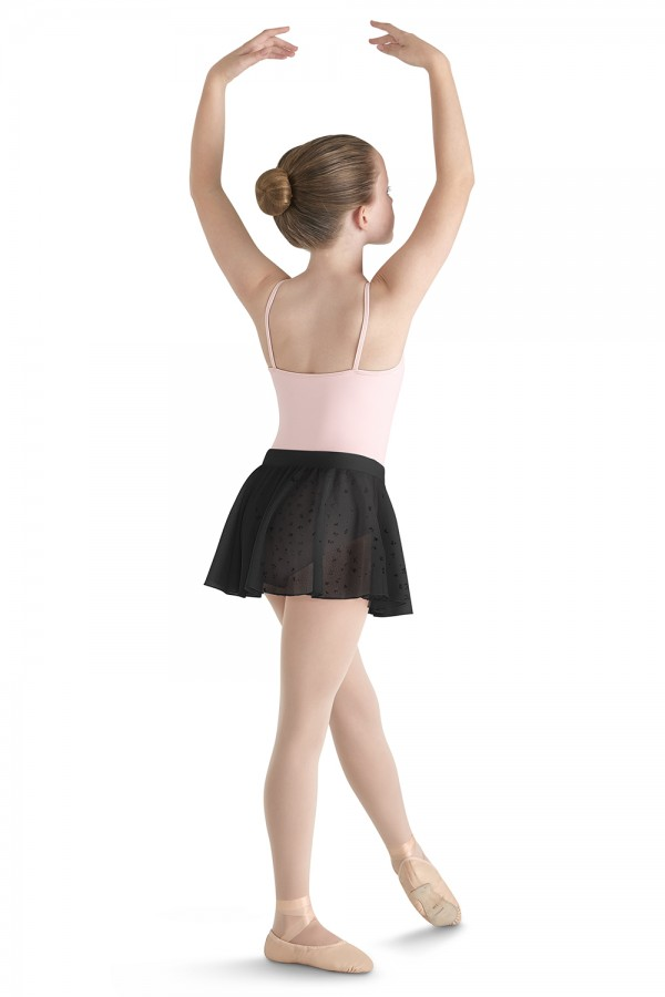 image - Bow Flock Skirt Children's Dance Skirts